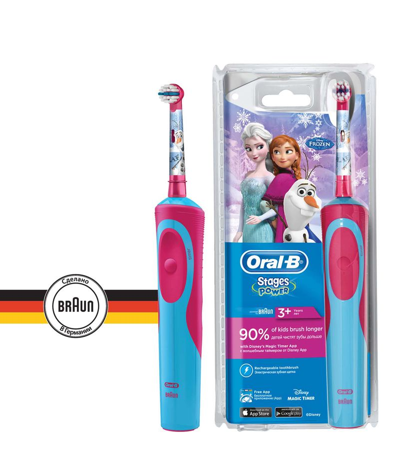 Oral-B StagesPowerFrozen