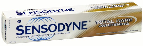 Sensodyne Total Care